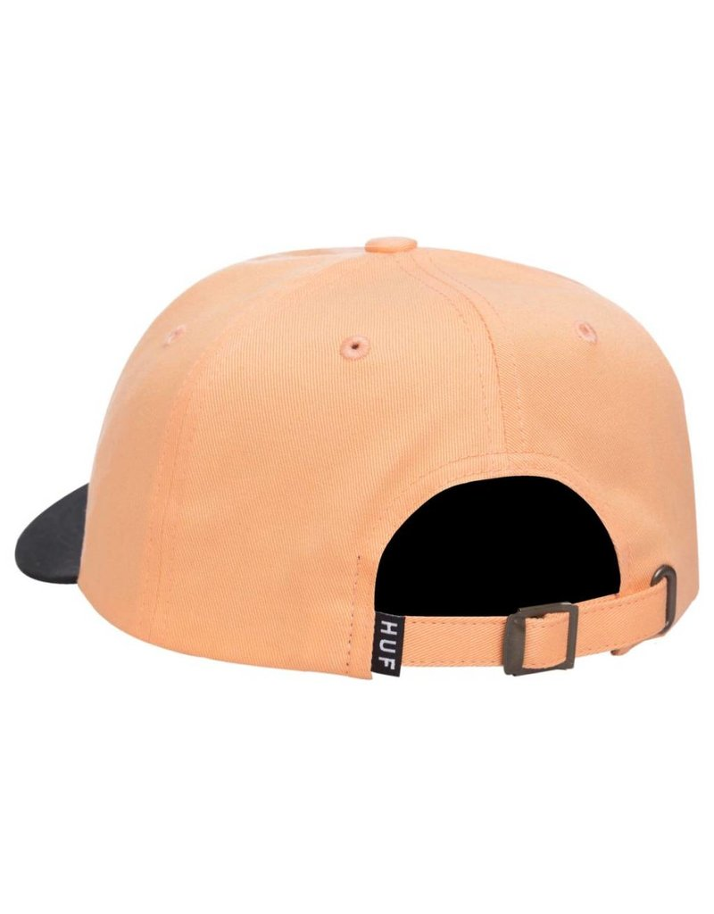 Huf Huf Classic H Curved Visor Hat (peach)