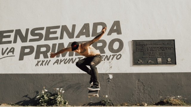 Levi Switzer Goes to Mexico With The Medicine Hat Skateboard Association