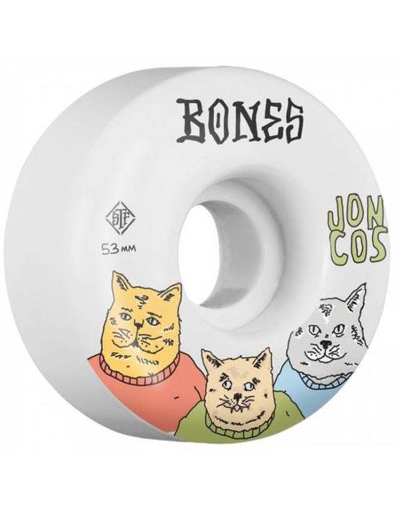 Bones Bones STF Jon Cosentino Wheels