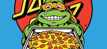 Santa Cruz X Teenage Mutant Ninja Turtles Collection