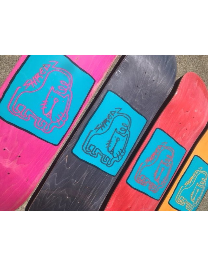 Shredz Shredz Shop Deck Shreddy Cat (8.5)