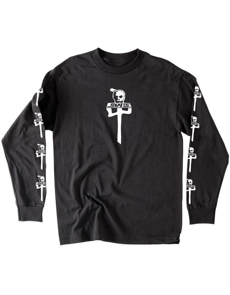 Skull Skates RDS x Skull Skates L/S T- Shirt