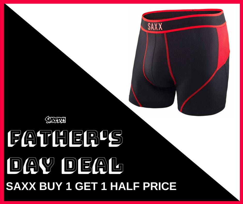 Saxx Father's Day Deal