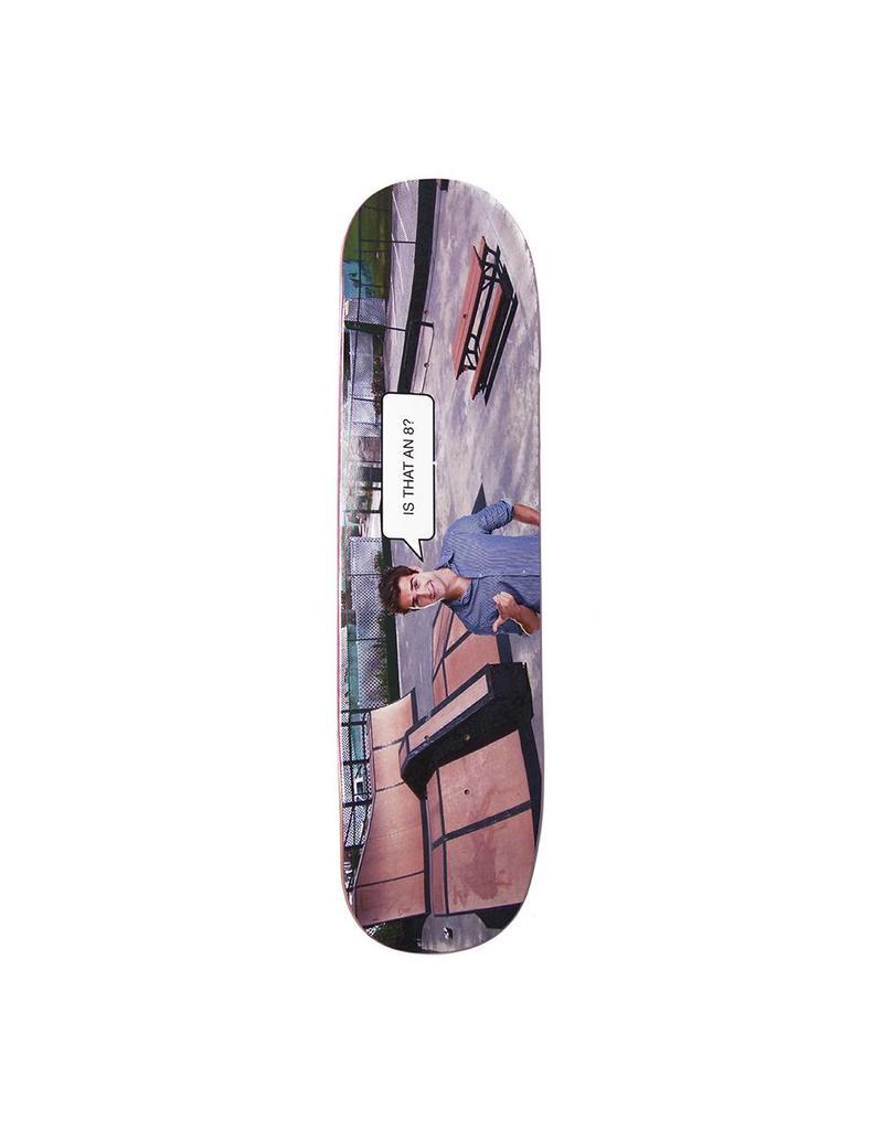 Alltimers Alltimers Skate Park Deck (8.0)
