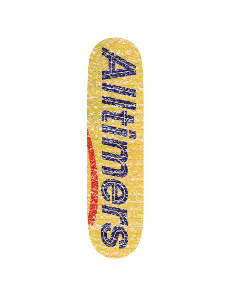 Alltimers Alltimers Bubble Wrap Yellow Deck (8.1)