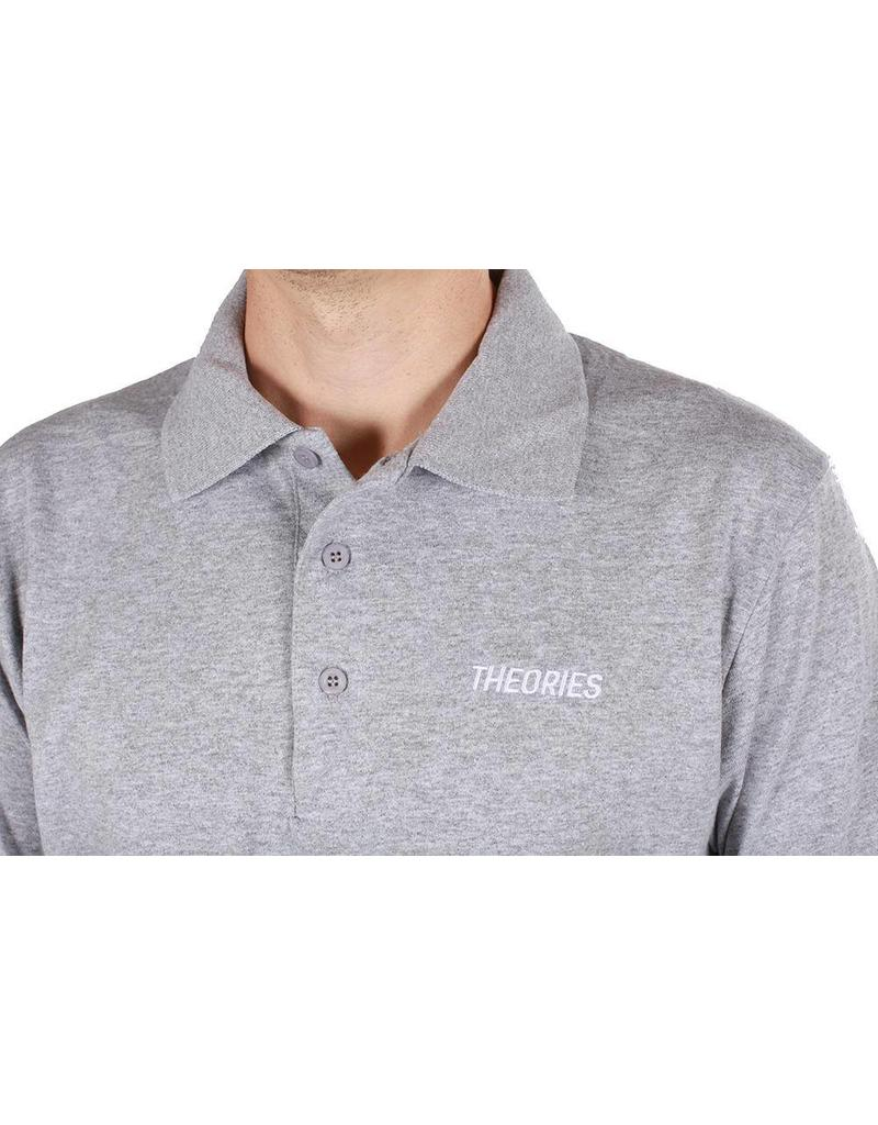 Theories Theories Stamp Polo Shirt