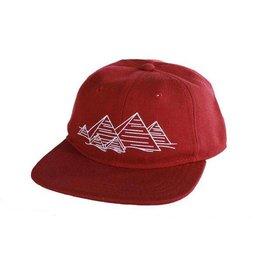 Theories Theories Fingerprint Hat (Crimson)