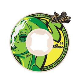 OJs Alien Toke Elite Wheels 101A (53mm)