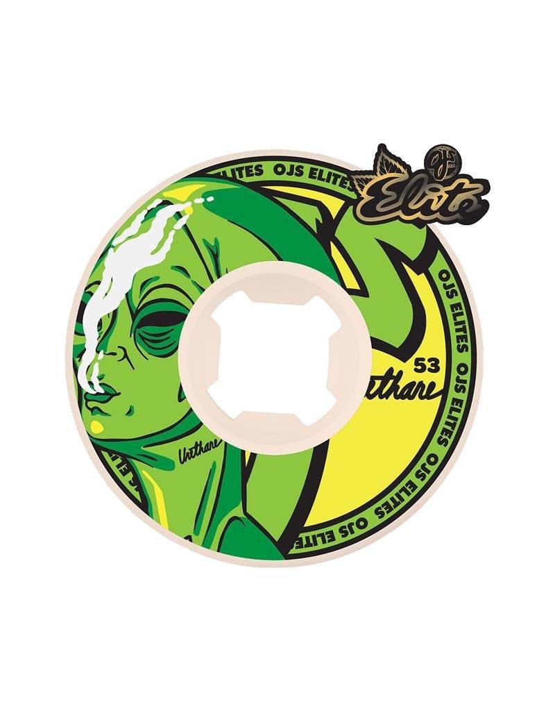 OJs Alien Toke Elite Wheels 101A (53mm)