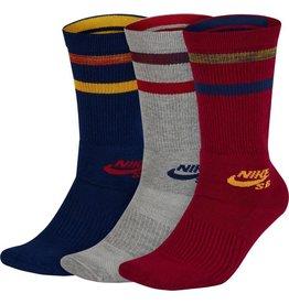 Nike Nike 3Pack Dri-Fit Socks