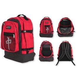 RDS RDS Explorer Backpack (Red/Black)