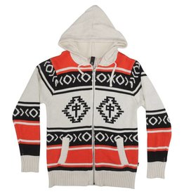 RDS RDS Egyptian Zip Sweater