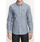 RVCA Thatll Do Oxford Shirt