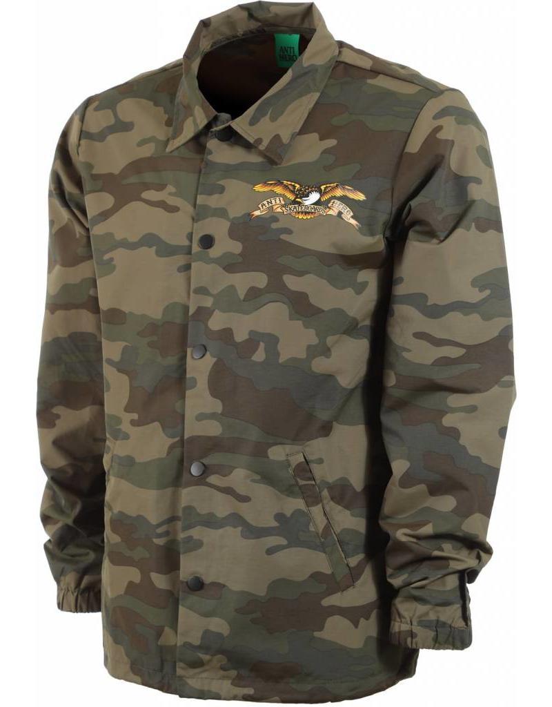 Anti Hero Anti Hero Stock Eagle Coaches Jacket