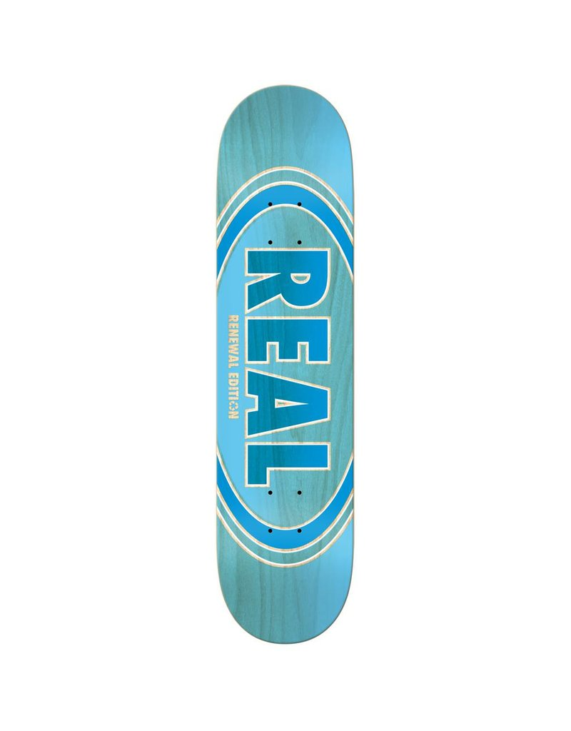 Real Real Ovel Duo Fades Deck (8.5)