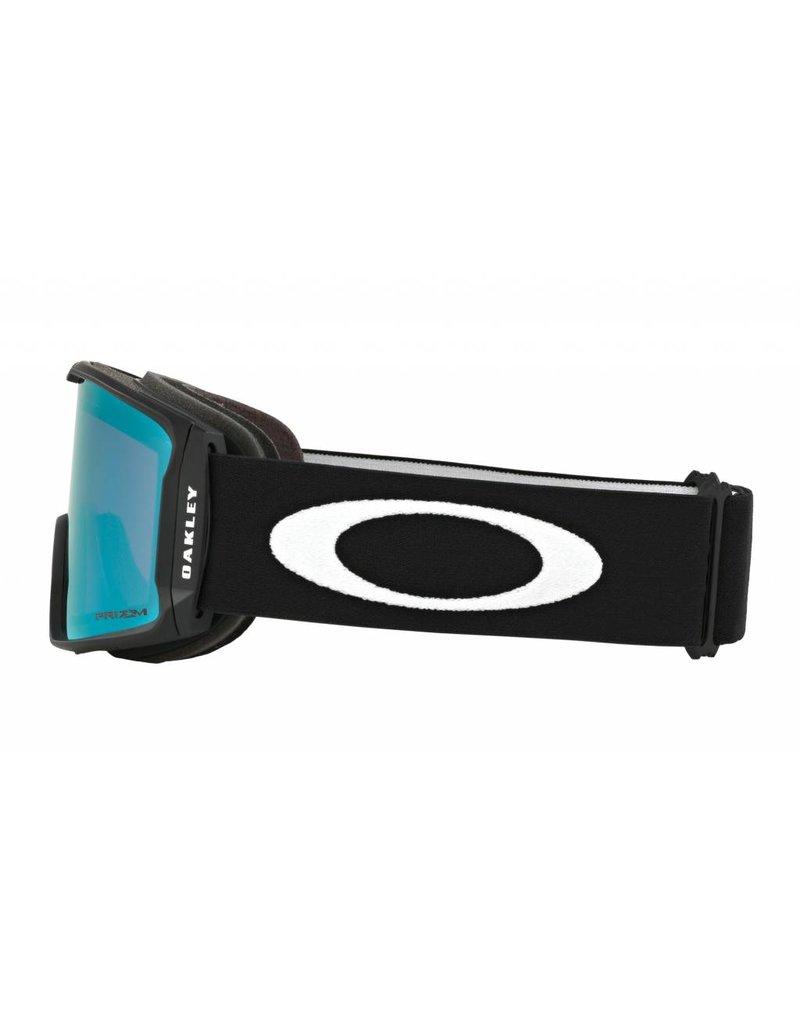 Oakley LineMiner Goggles 19 (Matte Black/ Prizm Sapphire)