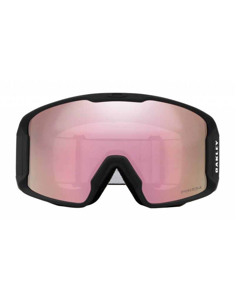 Oakley LineMiner XM Goggles 19 (Matte Black/ Prizm HI Pink)