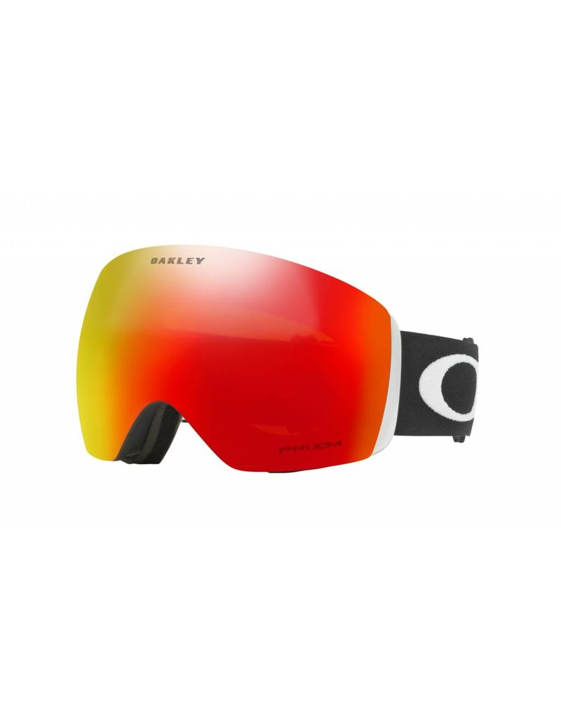 Oakley Flight Deck XM Goggles 19 (Matte Black/ Prizm Torch)