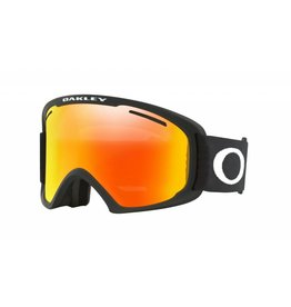 Oakley O Frame 2.0 XL Goggles 19 (Matte Black/Fire & Pers)