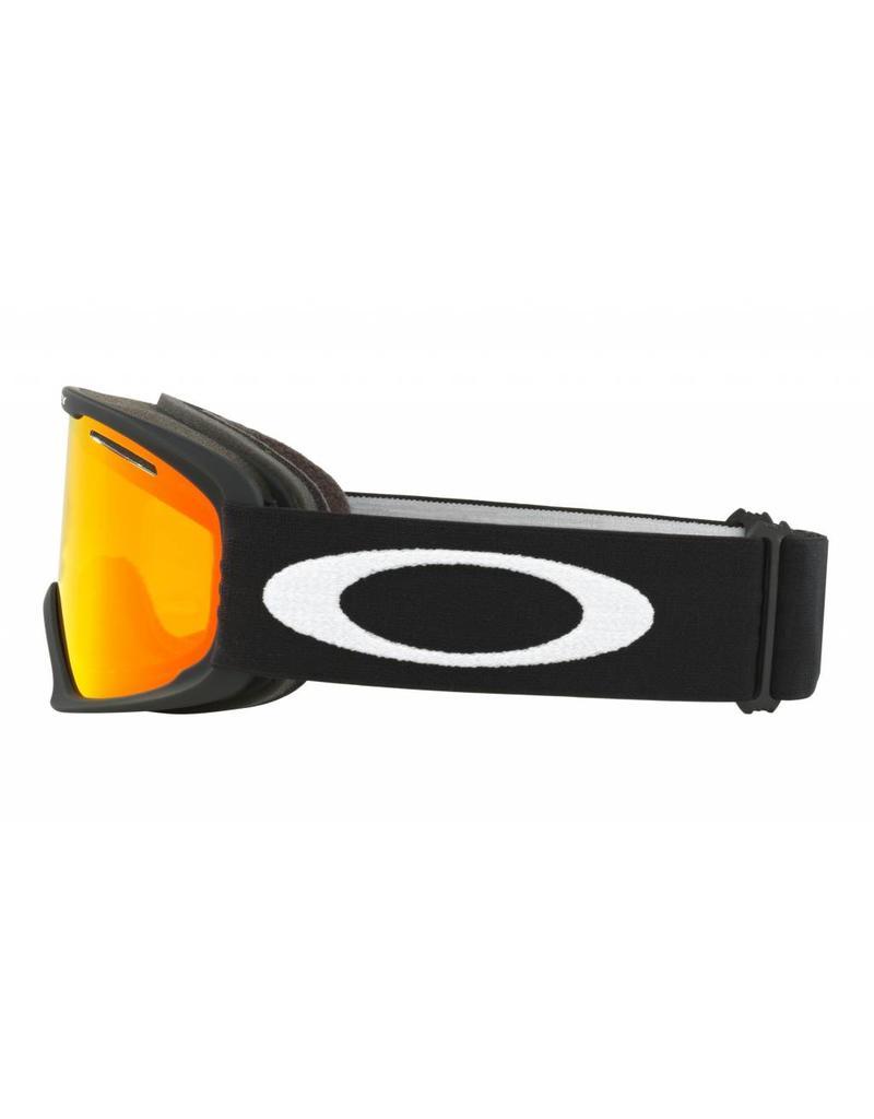 Oakley O Frame 2.0 XL Goggles 19 (Matte Black/Fire & Pers)
