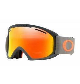 Oakley O Frame 2.0 XL Goggles 19 (Dark Brush Orange/Fire & Pers)