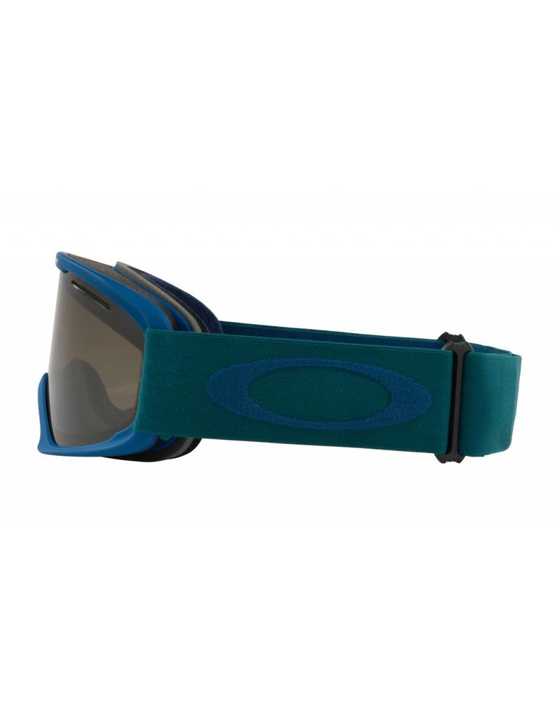 Oakley O Frame 2.0 XL Goggles 19 (Baslam Poseidon/Dk Grey & Pers)