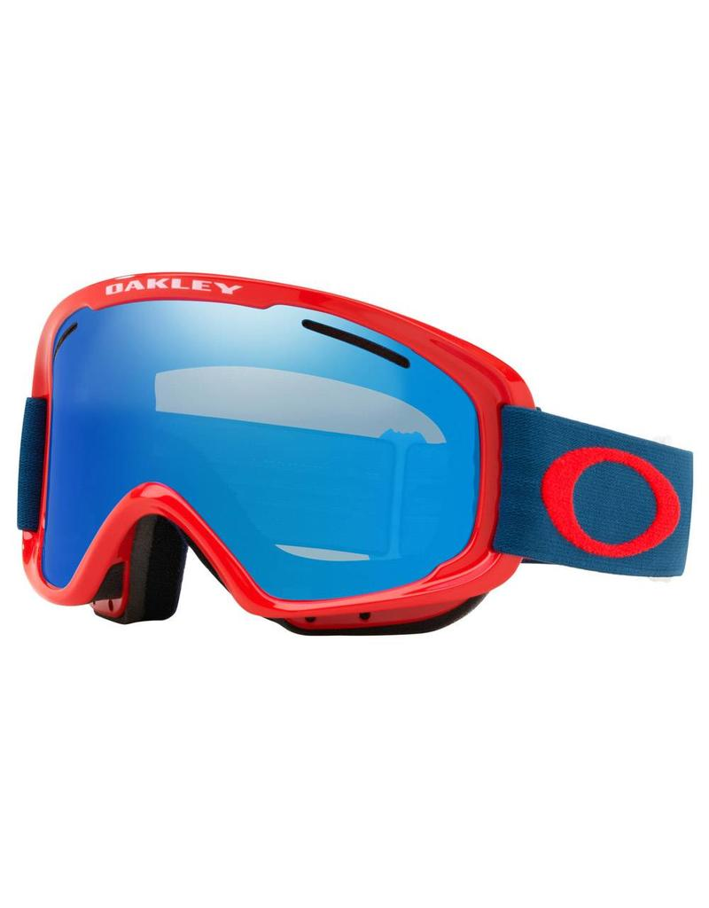Oakley O Frame 2.0 XM Goggles 19 (Poseidon Red/ Black Ice & Pers)