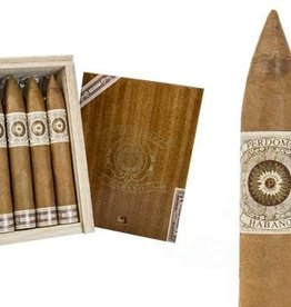 PERDOMO CIGAR CO. PERDOMO HABANO CONNECTICUT 7X54 CHURCHILL single