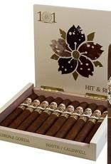 Caldwell Cigar Co. HIT & RUN CRIOLLO MEXICANA SUPER TORO 54X6 single