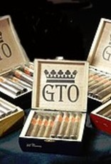 GTO CIGAR CO. GTO PAIN KILLER COROJO FIGURADO 6.5X54 24ct. Box