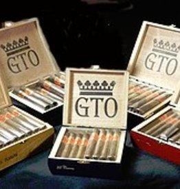 GTO CIGAR CO. GTO PAIN KILLER COROJO FIGURADO 6.5X54 24ct. Box