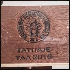 TATUAJE / HAVANA CELLARS / LATELIER TATUAJE TAA 2016 20ct. BOX