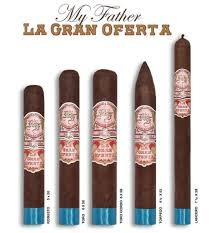 MY FATHER CIGAR CO. My Father La Gran Oferta Lancero 7.5x38 20ct. Box