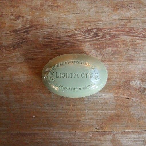 Kala Lightfoot's Pine Soap Gift Set of 4