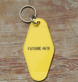 National Hospitality Future 46'r Key Tag