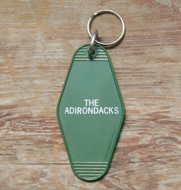 National Hospitality The Adirondacks Key Tag