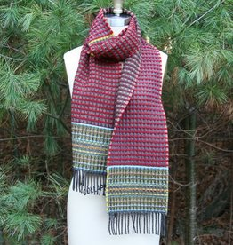 Wallace#Sewell Diffusion Honeycomb Scarf