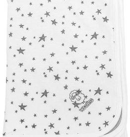 Woolino Merino Wool Toddler Blanket Stars