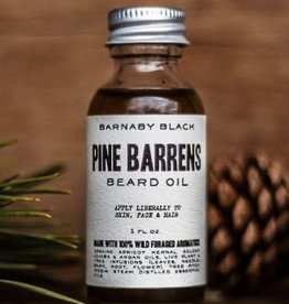 Barnaby Black Pine Barrens Beard Oil