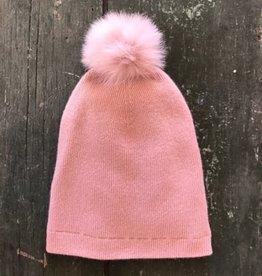 Minnie Rose Cashmere Hat