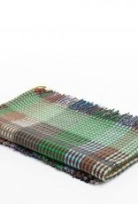 Wallace#Sewell Lambswool Basketweave Throw