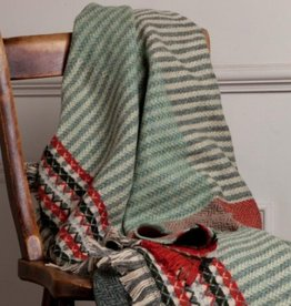 Wallace#Sewell Shetland Twill Throw