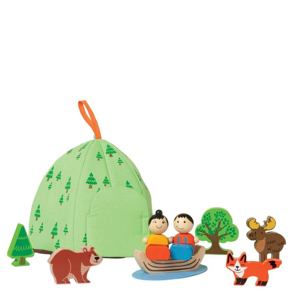 Manhattan Toy Forest Adventure Play Set