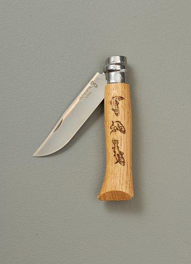 Opinel Animalia Engraved Pocket Knives