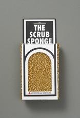 Harold Import Metallic Scrub Sponge Set