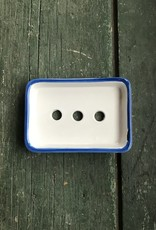 Canvas Ceramic Soap Dish