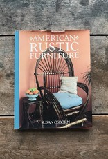Ted Comstock American Rustic Furniture