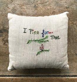 Lori Hall Handmade Balsam Filled Pillows