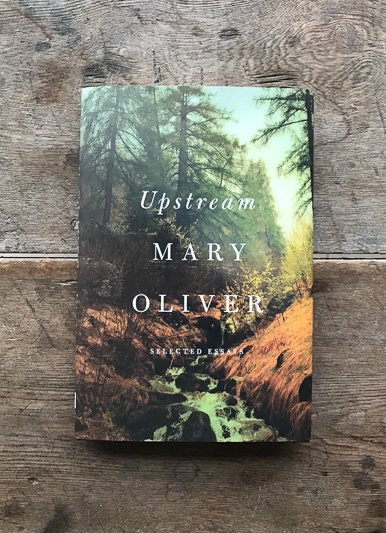 Penguin Group Upstream by Mary Oliver
