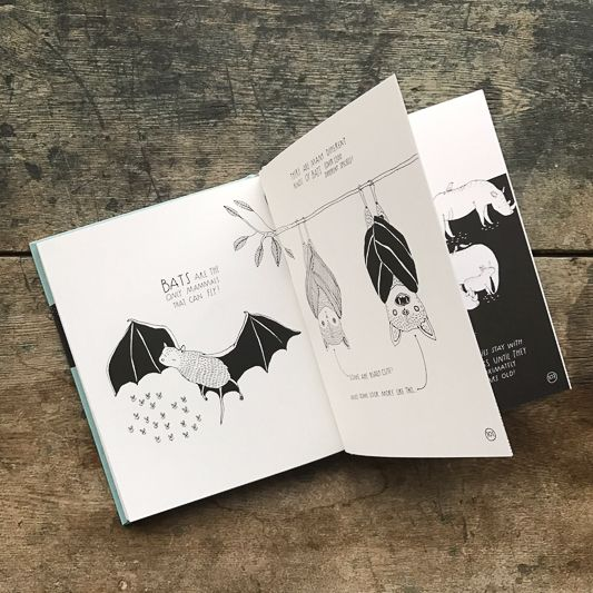 The Birch Store The Illustrated Compendium of Amazing Animal Facts